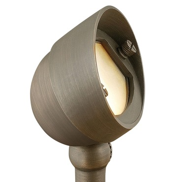 Hardy Island Small Wall Wash Spot Light by Hinkley Lighting | 16571MZ