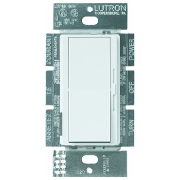 Diva 300W Electronic Low Voltage Single Pole Dimmer