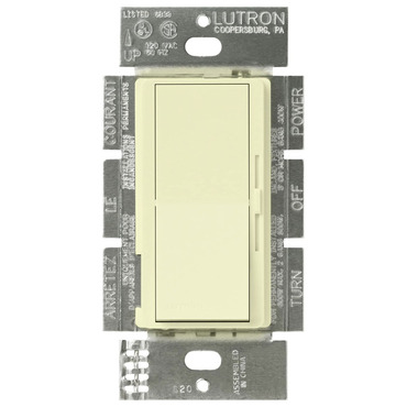 Diva 1000VA Mag Low Voltage Single Pole Dimmer