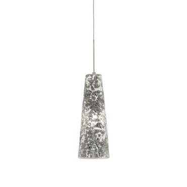 FJ Tower Of Love Shattered Pendant 24V by Edge Lighting | FJ-TOL-SSC-24-SN