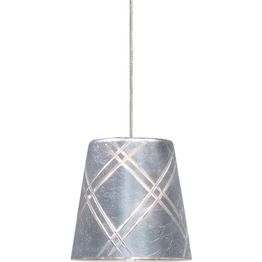 FJ Crossroads Pendant 12V by Edge Lighting | FJ-CRR-SL-12-SN