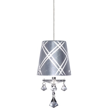 FJ Kings Crossing Pendant  by Edge Lighting | FJ-KC-SL-12-SN