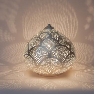 Princess Fan Table Lamp