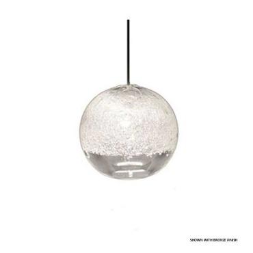 FJ Orb Bubble Pendant