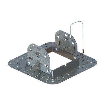 Ardito 3.5 Inch Square Mud-In Plate