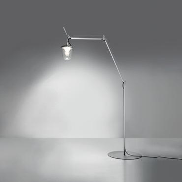 Tolomeo Outdoor Lantern Floor Lamp