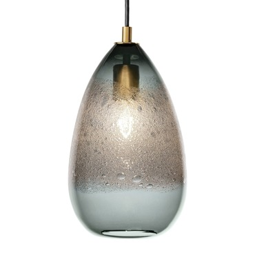 Cone Bubble Pendant by Siemon & Salazar | 30-49-133-BZ-BP