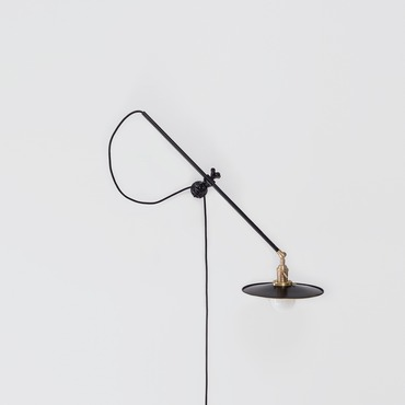 Industrial Plug In Wall Light