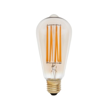 Squirrel Cage Filament Medium Base 3W 120V 2200K 95CRI