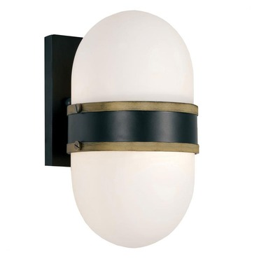 Capsule Outdoor Wall Light