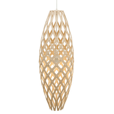 Hinaki Pendant by David Trubridge | HIN-0900-NAT-NAT