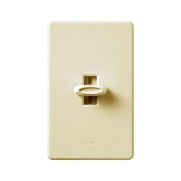 Glyder 600VA Slide-to-off Low Voltage Single Pole Dimmer