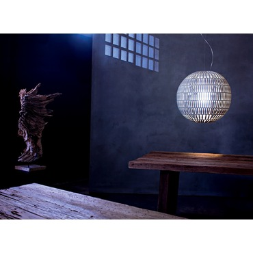Tropico Sphere Suspension by Foscarini
