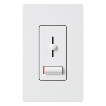 Lyneo 600W Incandescent Single Pole Slide Dimmer