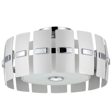 Luna Ceiling Semi Flush Mount