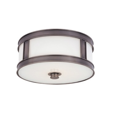 Patterson Ceiling Flush Mount by Hudson Valley Lighting | 5513-HN
