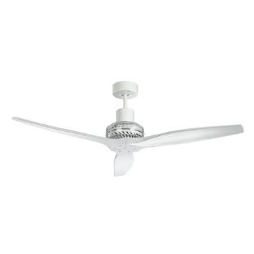 Propeller White Ceiling Fan