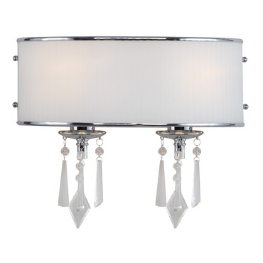 Echelon 2 Light Bath Bar by Golden Lighting | 8981-BA2 BRI