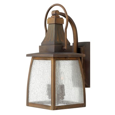 Montauk Exterior Wall Sconce by Hinkley Lighting | 1200SN