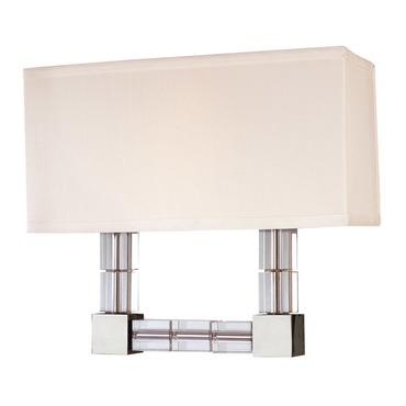 Alpine Wall Light by Hudson Valley Lighting | 7102-PN