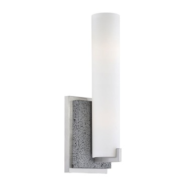 Lava Tube Vanity Wall Sconce