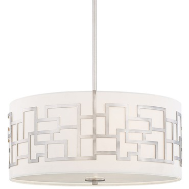 Alecia's Necklace 3 Light Pendant by George Kovacs | p194-084