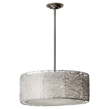 Wired Pendant by Feiss | F2702/3BS