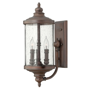 Barrington Outdoor Wall Light by Hinkley Lighting | 1750VZ