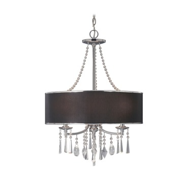 Echelon 3 Light Chandelier by Golden Lighting | 8981-3P GRM
