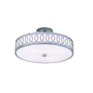 Olympic Semi Flush Ceiling Mount by Trans Globe | mdn-905