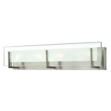 Latitude Four Light Bath Bar