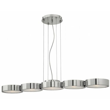 Broadway Linear Suspension by Fredrick Ramond | FR41435PAL