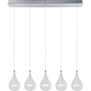 Larmes Linear Suspension by Et2 | E23115-18