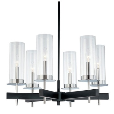 Tuxedo Chandelier by SONNEMAN - A Way of Light | 4066.54