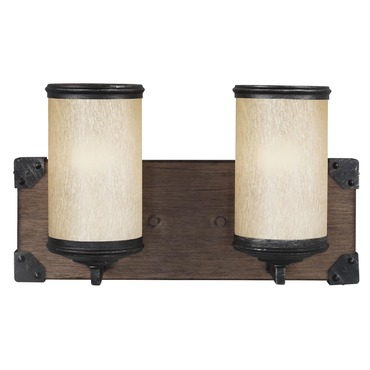Dunning Bathroom Vanity Light