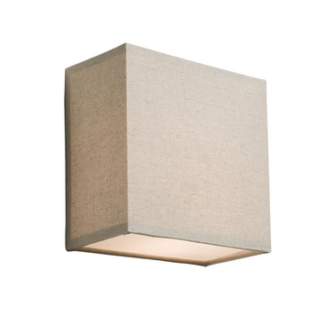 Mercer Street Square Wall Light by Artcraft | SC547OM