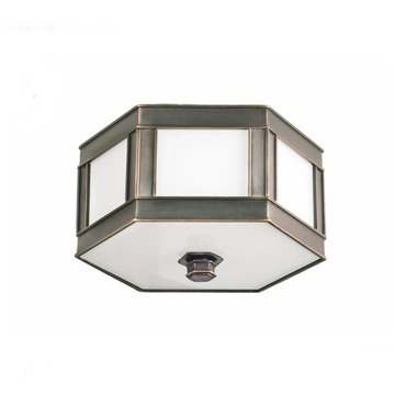 Nassau Flush Mount by Hudson Valley Lighting | 6410-OB