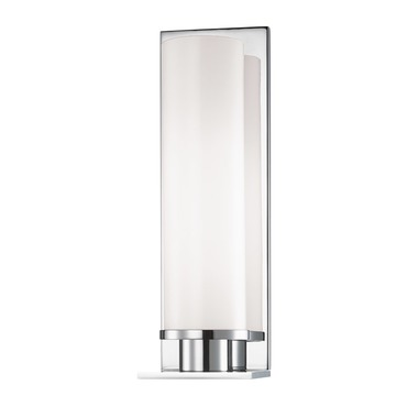 Thompson Square Vanity Wall Light by Hudson Valley Lighting | 420-PC