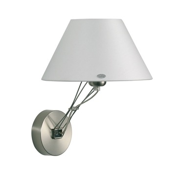 Lizzy Wall Sconce W / Cone Shade by Lightology Collection | LC-509-44/506-02