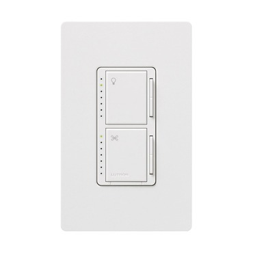 Maestro 300W Incandescent Dimmer/Fan Control