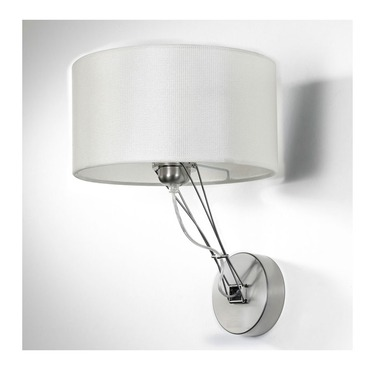 Lizzy Wall Sconce W / Drum Shade by Lightology Collection | LC-509-44/516-13
