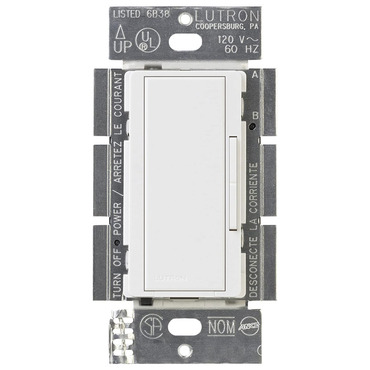 Maestro Companion Dimmer by Lutron | ma-r-wh