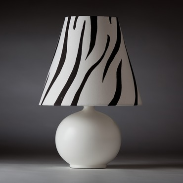 Zaida Table Lamp by Ziqi Home | ZH-TL004BLK