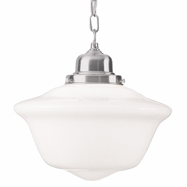Edison Chain Pendant by Hudson Valley Lighting | 1615-SN