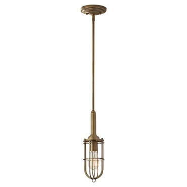 Urban Renewal 1240 Pendant by Feiss | P1240DAB