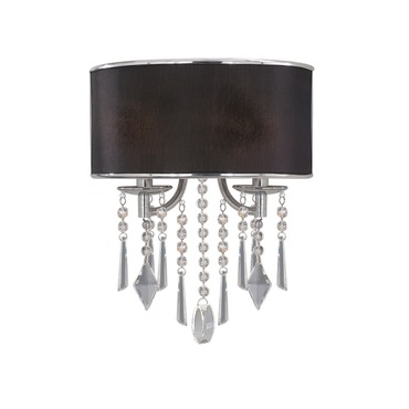 Echelon Wall Sconce by Golden Lighting | 8981-WSC GRM