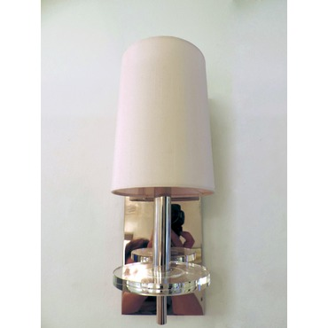 Chelsea Wall Sconce by Hudson Valley Lighting | FM-8801-PN