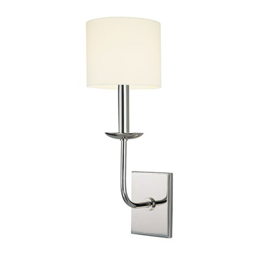 Kings Point Wall Sconce by Hudson Valley Lighting | 1711-PN