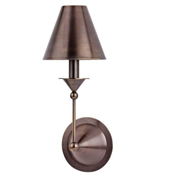 Tivoli Solid Wall Sconce