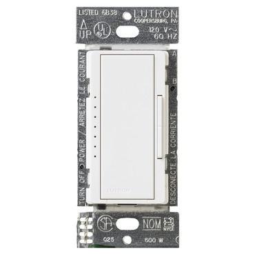 Maestro 600W Electronic LV Multi Location Dimmer